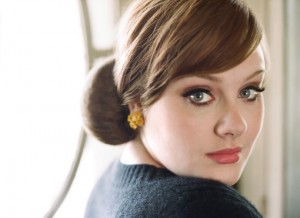 Adele 300x218 Adele postanowiła schudnąć