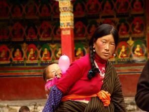 Tybet 300x225 Poligamia pod lupą