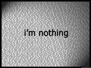 i am nothing 7210 300x225 Skromność nie jest zaletą