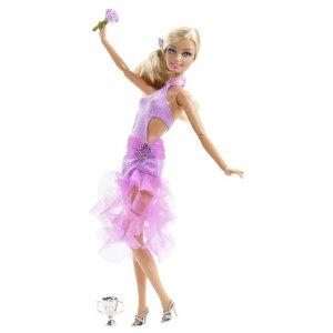 barbie lalka tancerka t2 14584 Wygląd wyobrażony