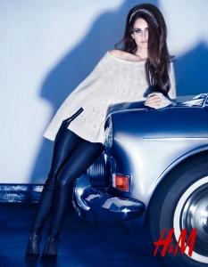 284154 10151097888225913 896921564 n 233x300 Lana Del Rey twarzą kolejnej kolekcji H&M
