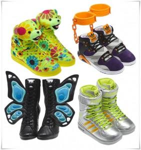 Adidas Originals by Jeremy Scott Fall Winter 2012 Lookbook 16 282x300 Wiosna w środku jesieni, czyli pluszowe misie i skrzydła Jeremiego Scotta