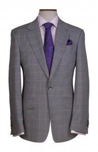 Koszula na miare bawelna 490 zl Krawat jedwabny 190 zl Poszetka 160 zl 194x300 Savile Row w Polsce?
