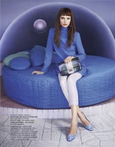 beznazwy2 234x300 Kosmiczna osmoza Marcina Tyszki we francuskim Elle