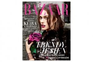 """news 40104 big2 300x199 Pierwsze wydanie polskiego """"Harper's Bazaar"""""""