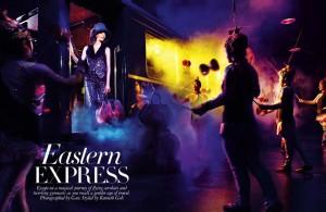 EASTER2 300x195 Zuzanna Bijoch na okładce Harper's Bazaar