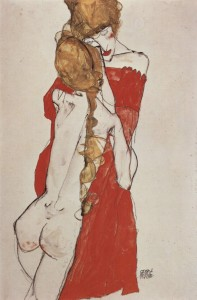Egon Schiele 052 197x300 Fantazje o kobiecości