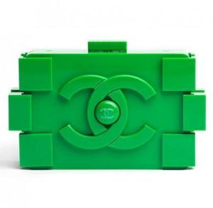 chanel lego1 300x293 Torebka Chanel w kształcie klocków LEGO