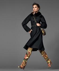 dolce gabbana fw 2013 collection women baroque 21 250x300 Barocco   najnowszy lookbook marki Dolce&Gabbana