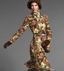 dolce gabbana fw 2013 collection women baroque 24 72 271x300 Barocco   najnowszy lookbook marki Dolce&Gabbana