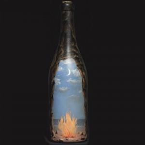 rene magritte Feu bouteille 300x300 Gdy alkoholizm rujnuje moją rodzinę
