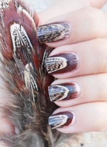 3 218x300 Trendy w manicure