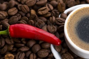 5955865 hot coffee with chili 300x199 Na ostro