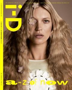 Kate Moss iD magazine pre spring 2013 lamode.info1  240x300 Cztery okładki i D Magazine z udziałem Kate Moss