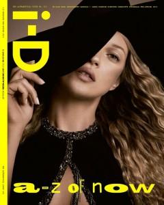 Kate Moss iD magazine pre spring 2013 lamode.info  240x300 Cztery okładki i D Magazine z udziałem Kate Moss