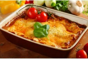 Wieczór z lasagne