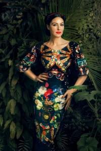 afbcceb70015456a512600c8 200x300 Monica Bellucci na okładce Harpers Bazaar Ukraine