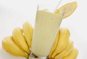 banana Koktajl bananowy