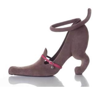 img thing Przedziwne buty
