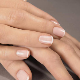 rece Zdrowe paznokcie