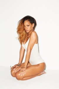 rihanna fot rolling stones by terry richardson lamode