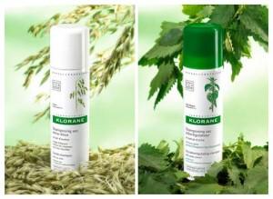 szampony suche Klorane 300x219 Daj odpocząć swoim włosom