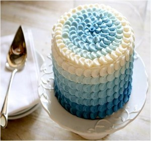 Ombre Petals cake is ready 300x280 Tort ombre
