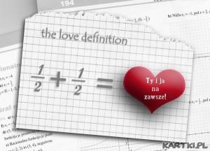 najkrotsza definicja milosci 0 300x216 Love Cards czyli miłosne karteczki