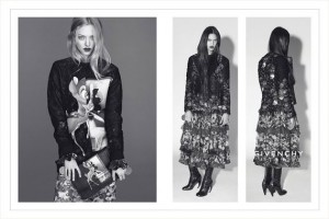 givenchy fall winter 201314 mert marcus 01 300x200 Kampania Givenchy Fall Winter 2013