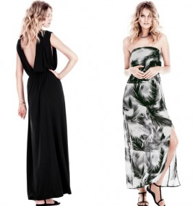 hm 2 12 283x300 Maxi sukienki w H&M