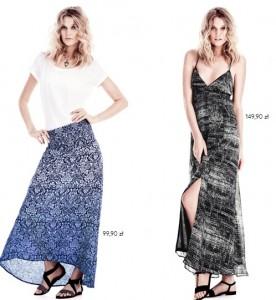 hm 4 12 276x300 Maxi sukienki w H&M