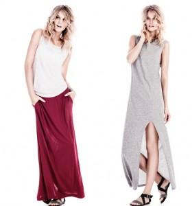 hm 6 12 280x300 Maxi sukienki w H&M