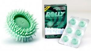 Mycie zębów bez szczoteczki