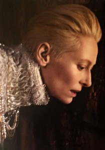 tilda chanel 2 210x300 Tilda Swinton dla Chanel w kampanii Pre Fall 2013!