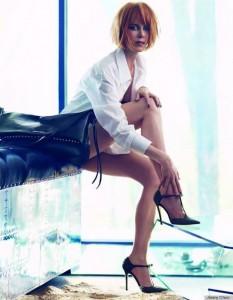 7edf8d79642df6dadf94897c34eb6a483105becf 233x300 Nicole Kidman w kampanii Jimmy Choo jesień zima 2013/14