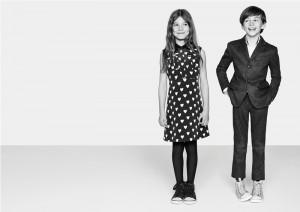 burberry kids kampania jesien zima 2013 lamode.info1  300x212  Burberry Childrenwear na sezon jesień zima 2013/14