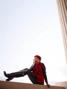 dree hemingway Louis Vuitton katalog pre fall 2013 lamode.info2  225x300 Dree Hemingway dla Luis Vuitton