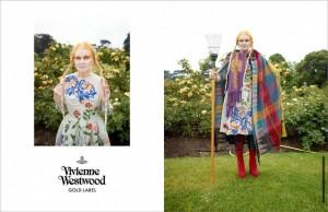 8 Vivienne Westwood kampania jesien zima 2013 2014 LaMode 300x194 Vivienne Westwood na sezon jesień zima 2013/14