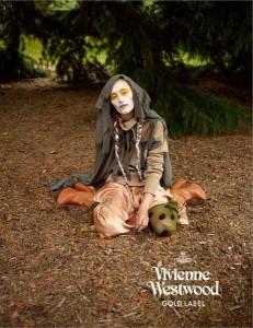 9 Vivienne Westwood kampania jesien zima 2013 2014 LaMode 231x300 Vivienne Westwood na sezon jesień zima 2013/14