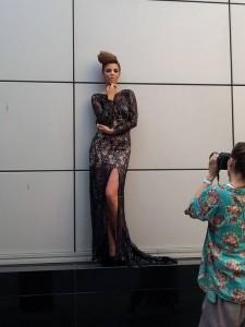 fot aleksandra dargiewicz 225x300 Justyna Pawlicka z Top Model w sukniach ślubnych