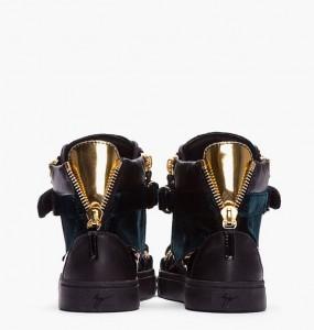 giuseppe zanotti exclusive velvet sneakers 05 285x300 Ekskluzywne sneakersy od Giuseppe Zanottiego