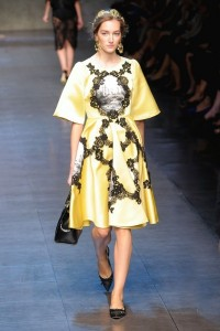 Dolce Gabbana wiosna lato 2014 LaMode  11 1 200x300 Dolce & Gabbana na sezon wiosna lato 2014