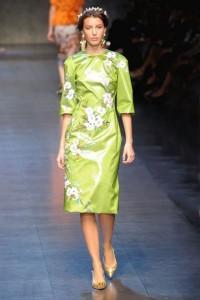 Dolce Gabbana wiosna lato 2014 LaMode  13  200x300 Dolce & Gabbana na sezon wiosna lato 2014