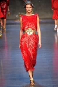 Dolce Gabbana wiosna lato 2014 LaMode  16  200x300 Dolce & Gabbana na sezon wiosna lato 2014