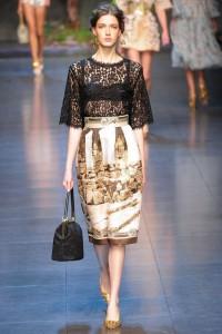 Dolce Gabbana wiosna lato 2014 LaMode  4  200x300 Dolce & Gabbana na sezon wiosna lato 2014