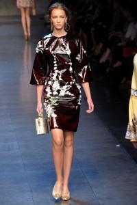 Dolce Gabbana wiosna lato 2014 LaMode  5  200x300 Dolce & Gabbana na sezon wiosna lato 2014