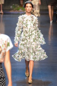 Dolce Gabbana wiosna lato 2014 LaMode  8  200x300 Dolce & Gabbana na sezon wiosna lato 2014