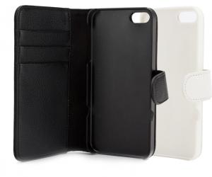 Wallet case 300x250 XQISIT zadba o iPhone'a 5S i 5C