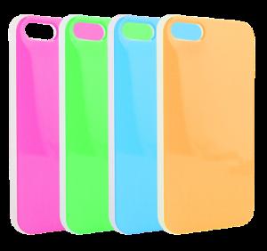 iPlate Neon 300x282 XQISIT zadba o iPhone'a 5S i 5C