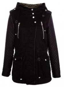 pullbear 279 222x300 Płaszcze i kurtki od Pull&Bear